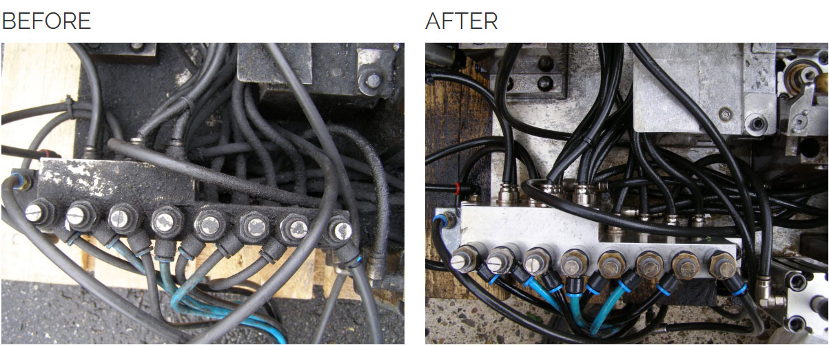 ELECTRICAL COMPONENT CLEANING