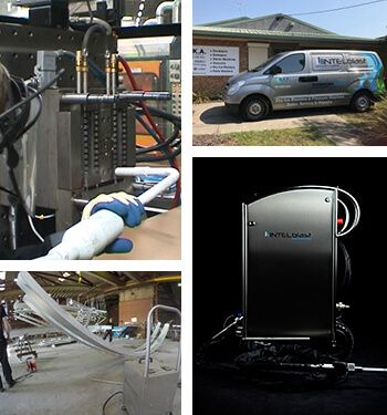 Dry Ice Blasting Cleaning Services - Polar Blasting Systems